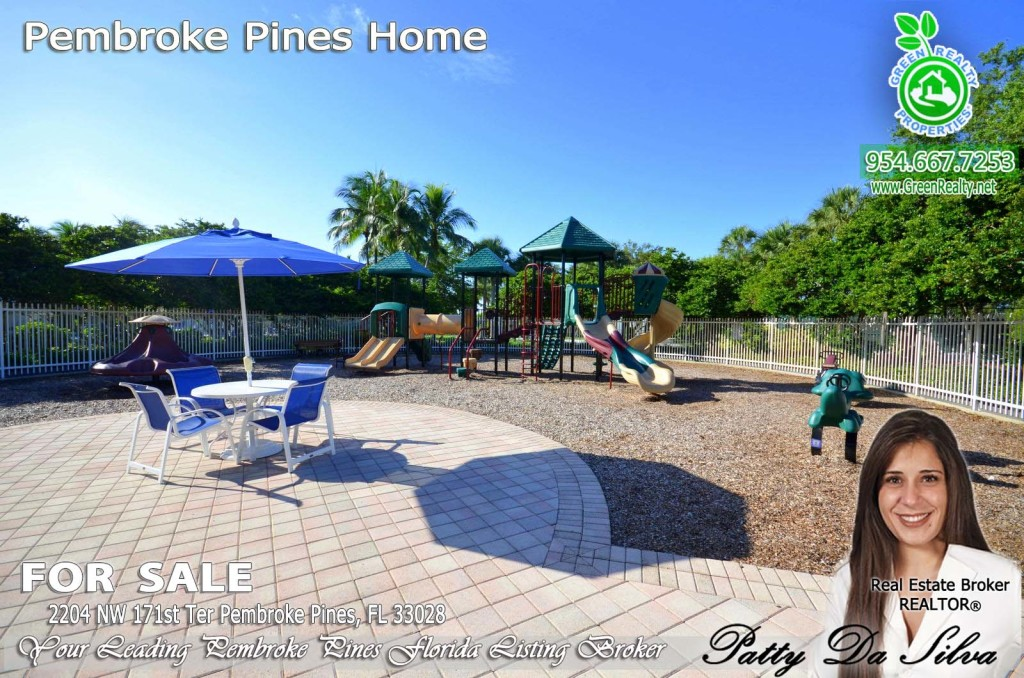 Community Playgrounds in Pembroke Isles