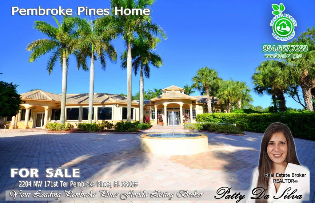 Pembroke Isles Club House Photos