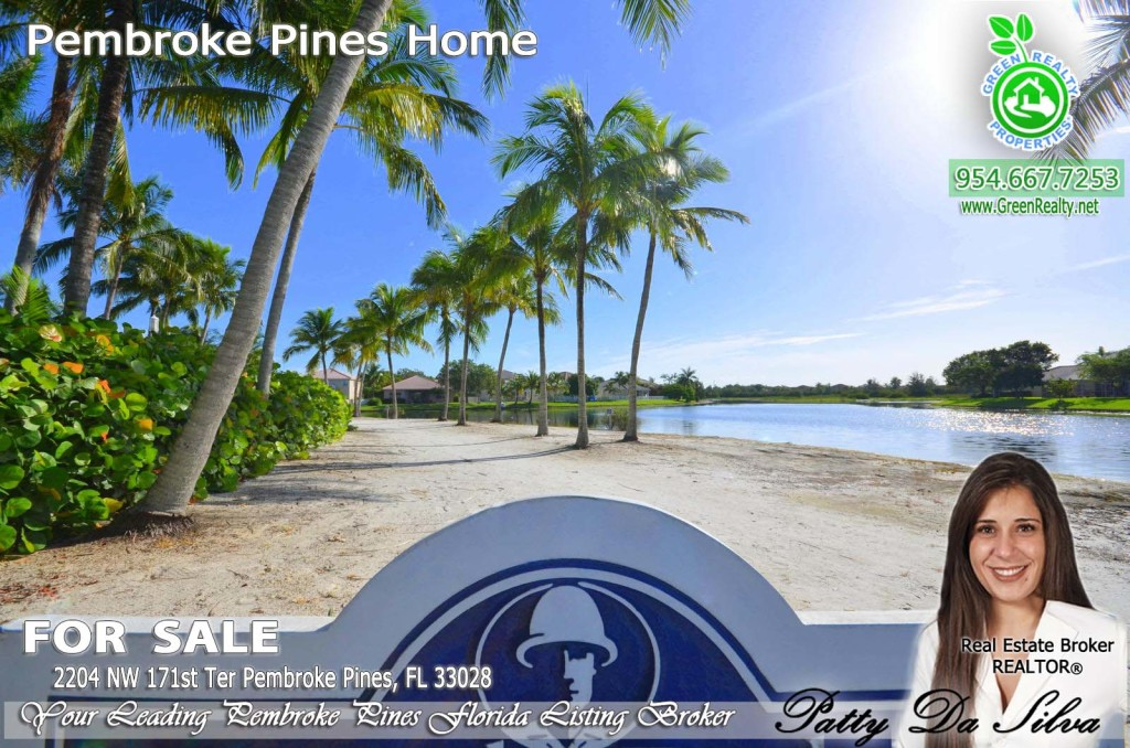 Pembroke Isles Beachfront Lake Photos