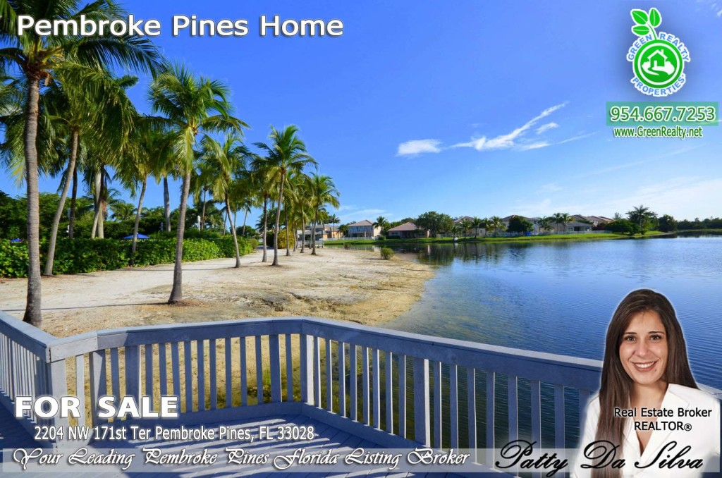 Pembroke Isles Community Photos Lakefront Pier