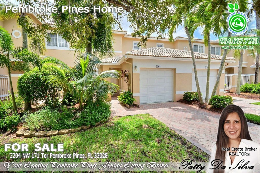 Pembroke Isles Real Estate