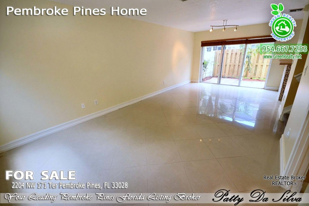 Pembroke Isles Homes in Pembroke Pines Florida