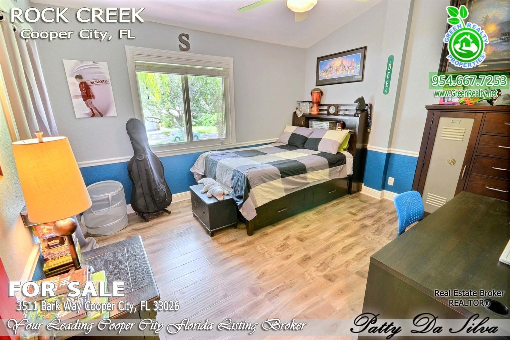 Rock Creek Real Estate - 3517 Bark Way, Cooper City (33)