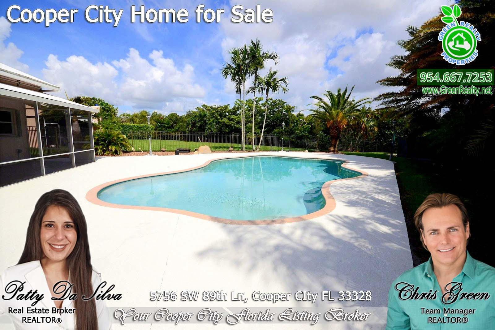 Homes For Sale in Cooper City
