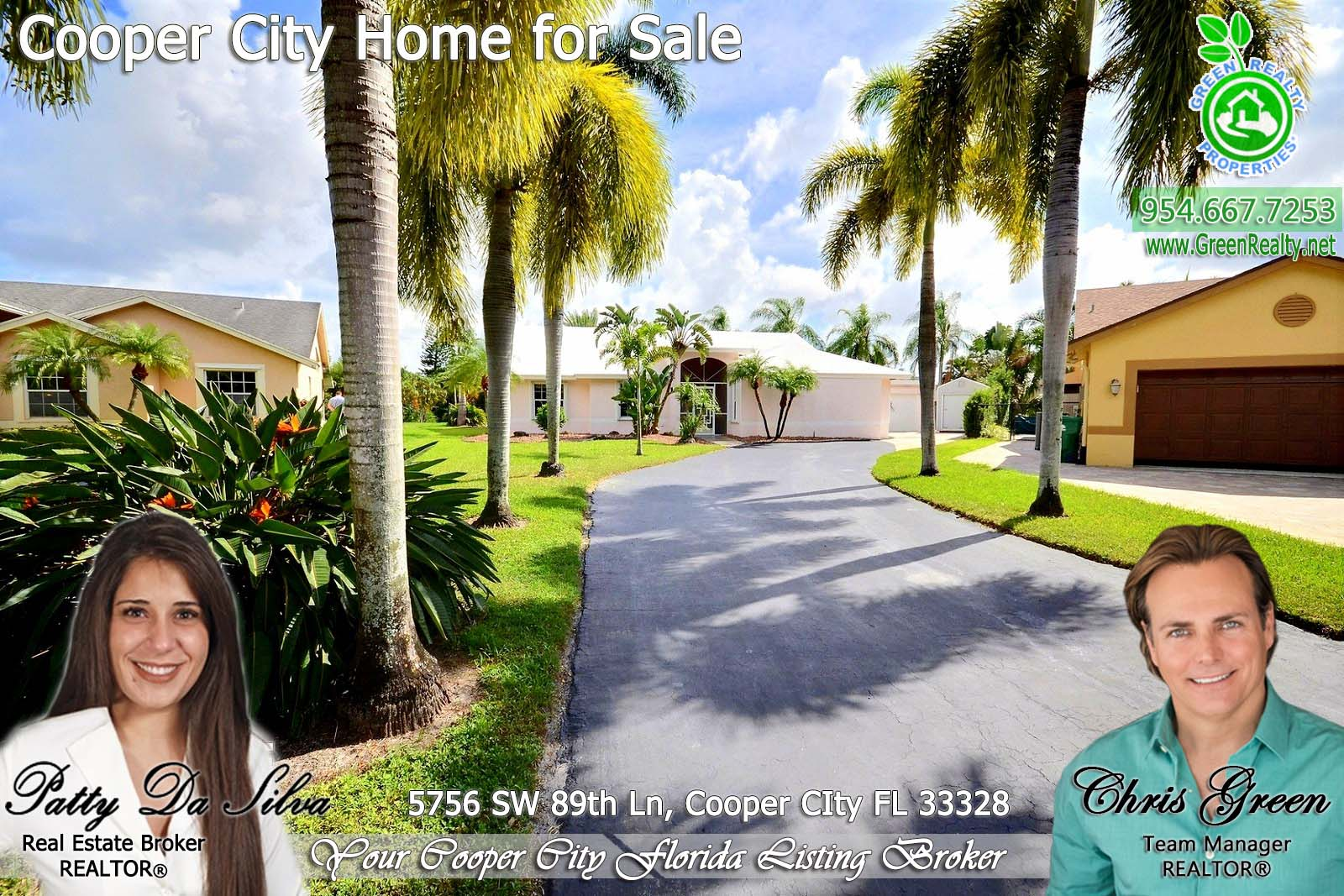 Coopers Pointe Homes For Sale in Cooper City FL
