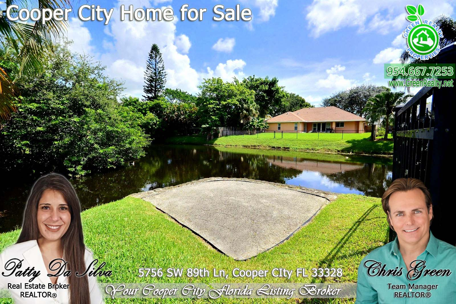 Homes For Sale in Cooper City  - Coopers Pointe