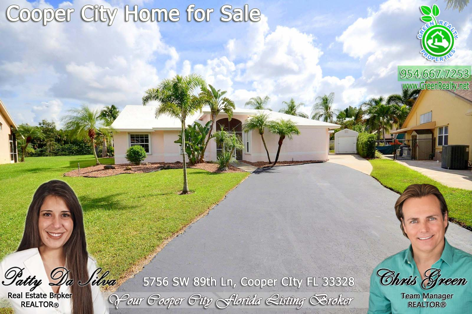 Cooper City Florida Homes For Sale