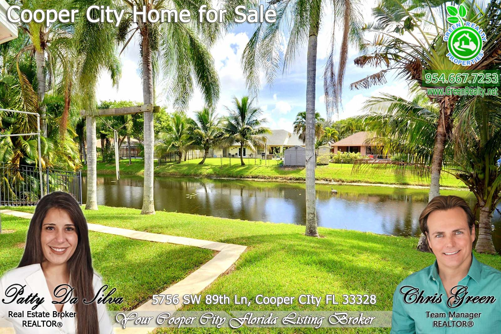 Coopers Pointe - Cooper City Florida Homes For Sale