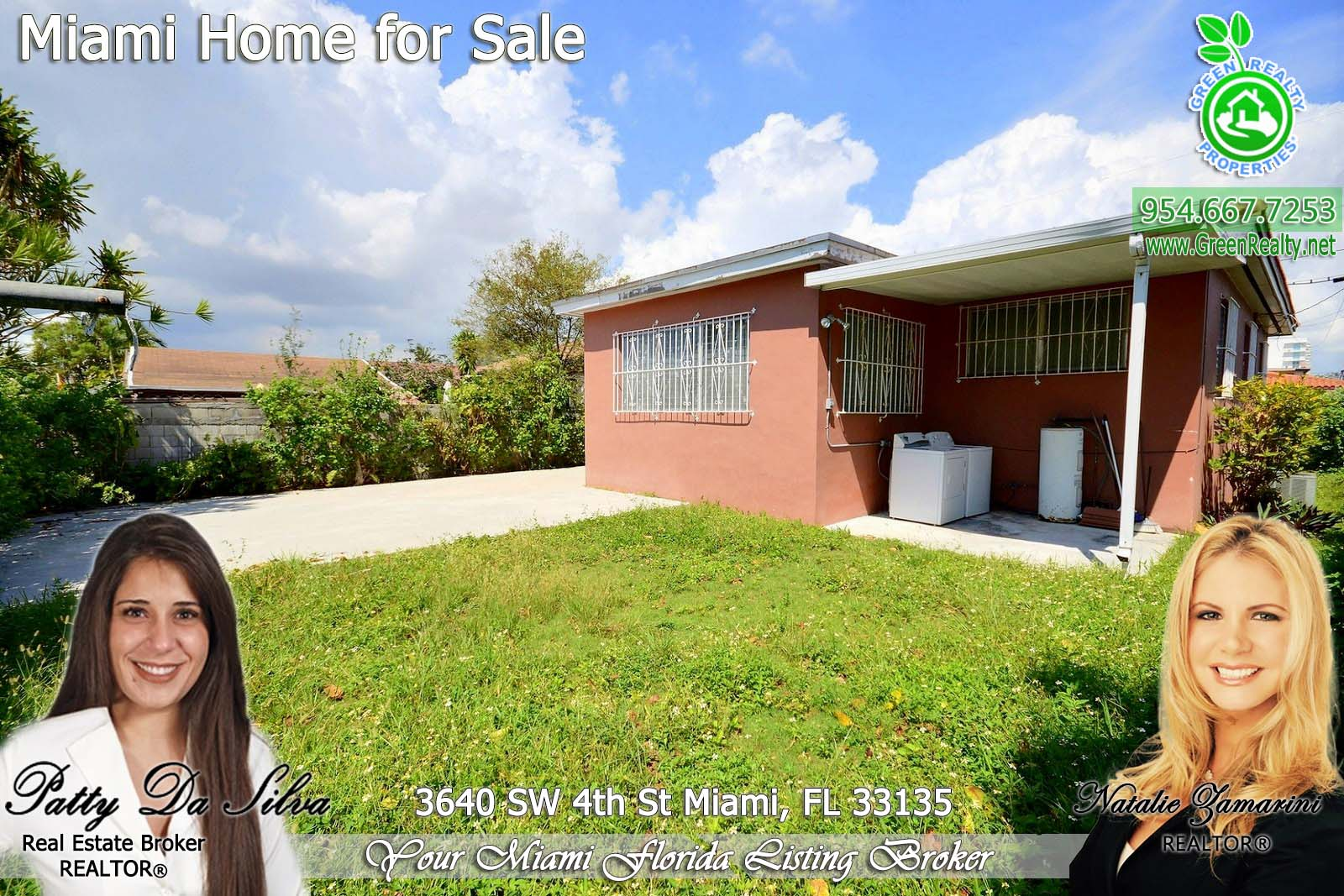Homes For Sale in Miami