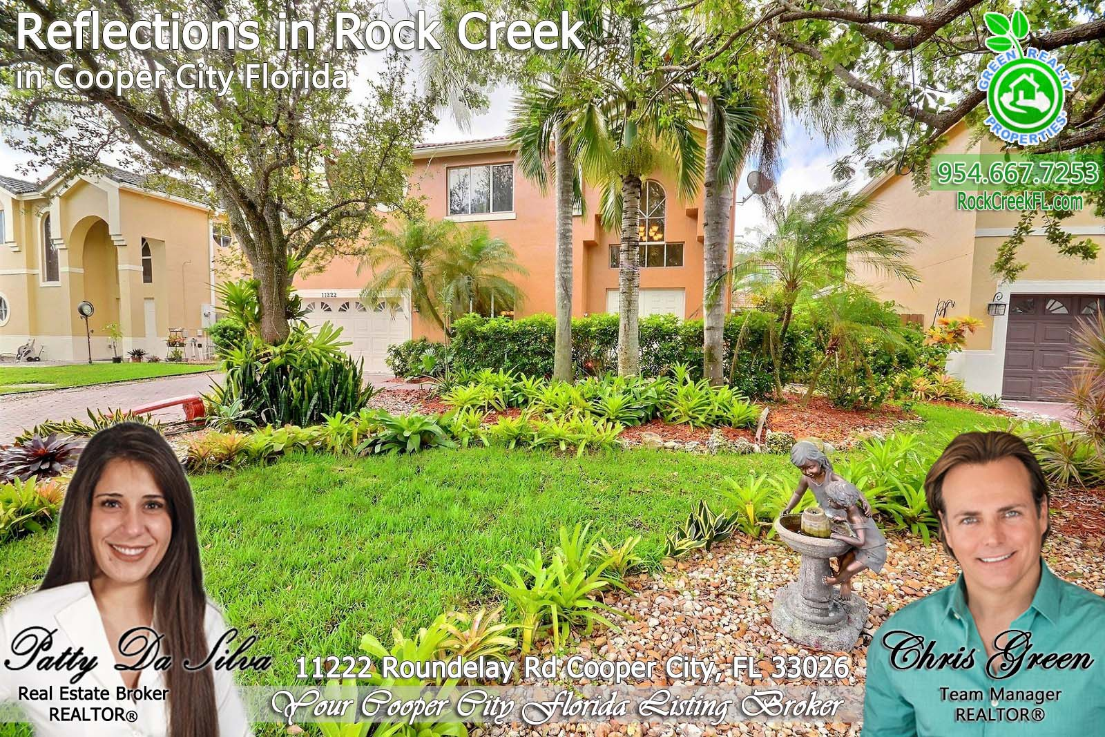 Cooper City Homes For Sale - Reflections in Rock Creek Homes Fo Sale (2)