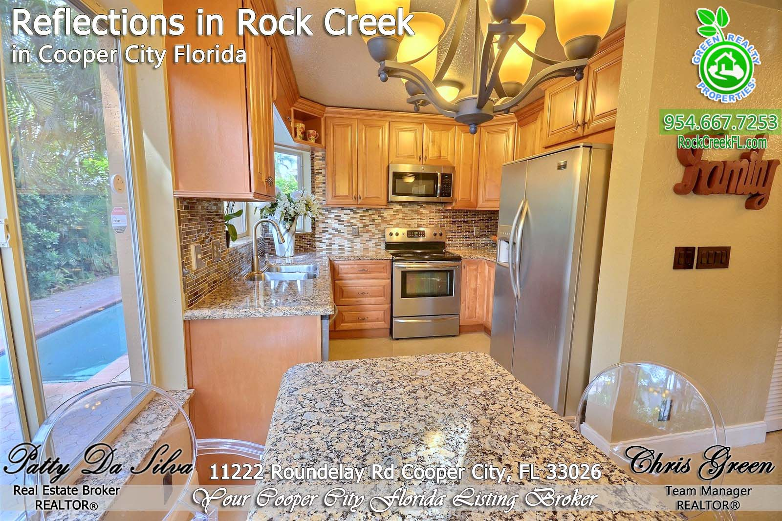 Cooper City Homes For Sale in Rock Creek Reflections