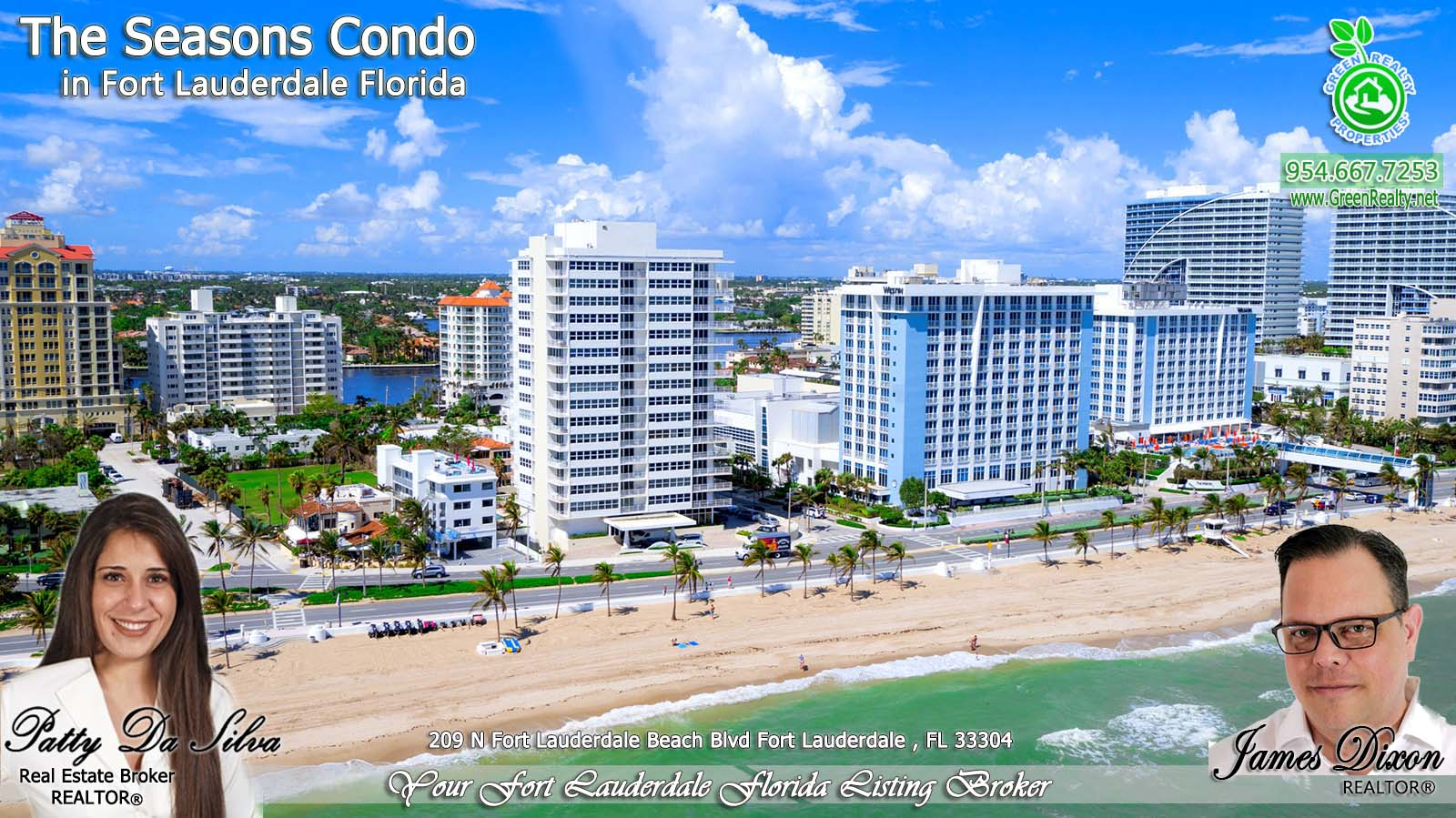 Fort Lauderdale Ocean Front Real Estate and Condos For Sale(3)