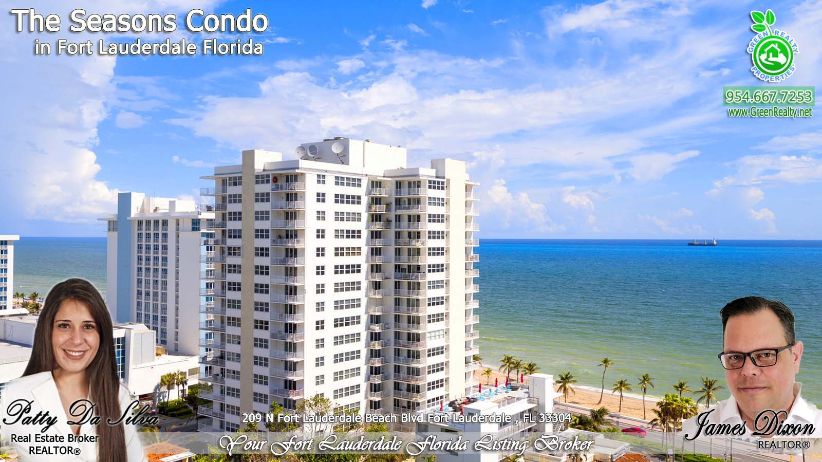 Fort Lauderdale Ocean Front Real Estate and Condos For Sale(6)