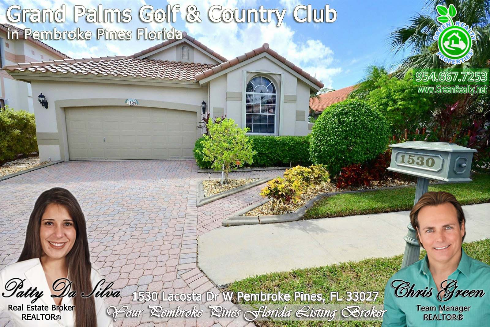 Grand Palms Pembroke Pines Real Estate