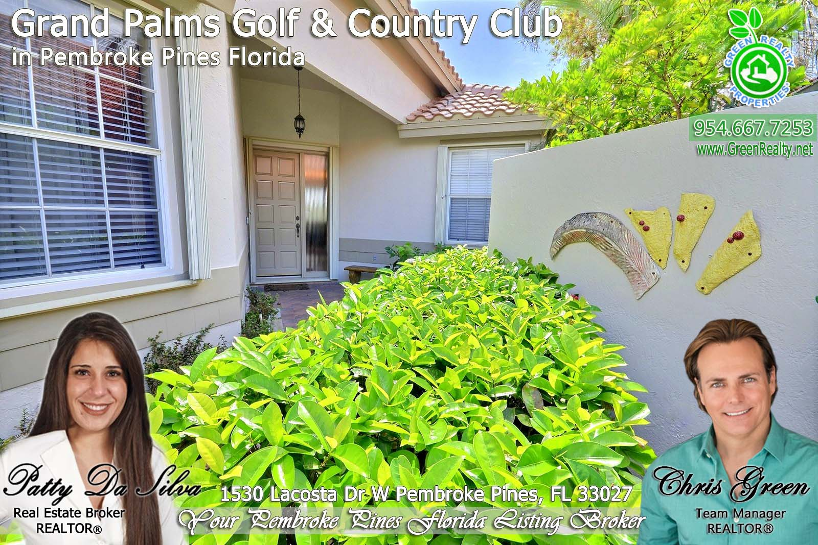 Homes For Sale in Grand Palms Pembroke Pines