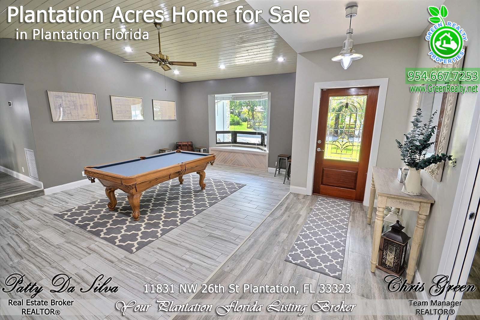 Homes For Sale in Plantation Acres