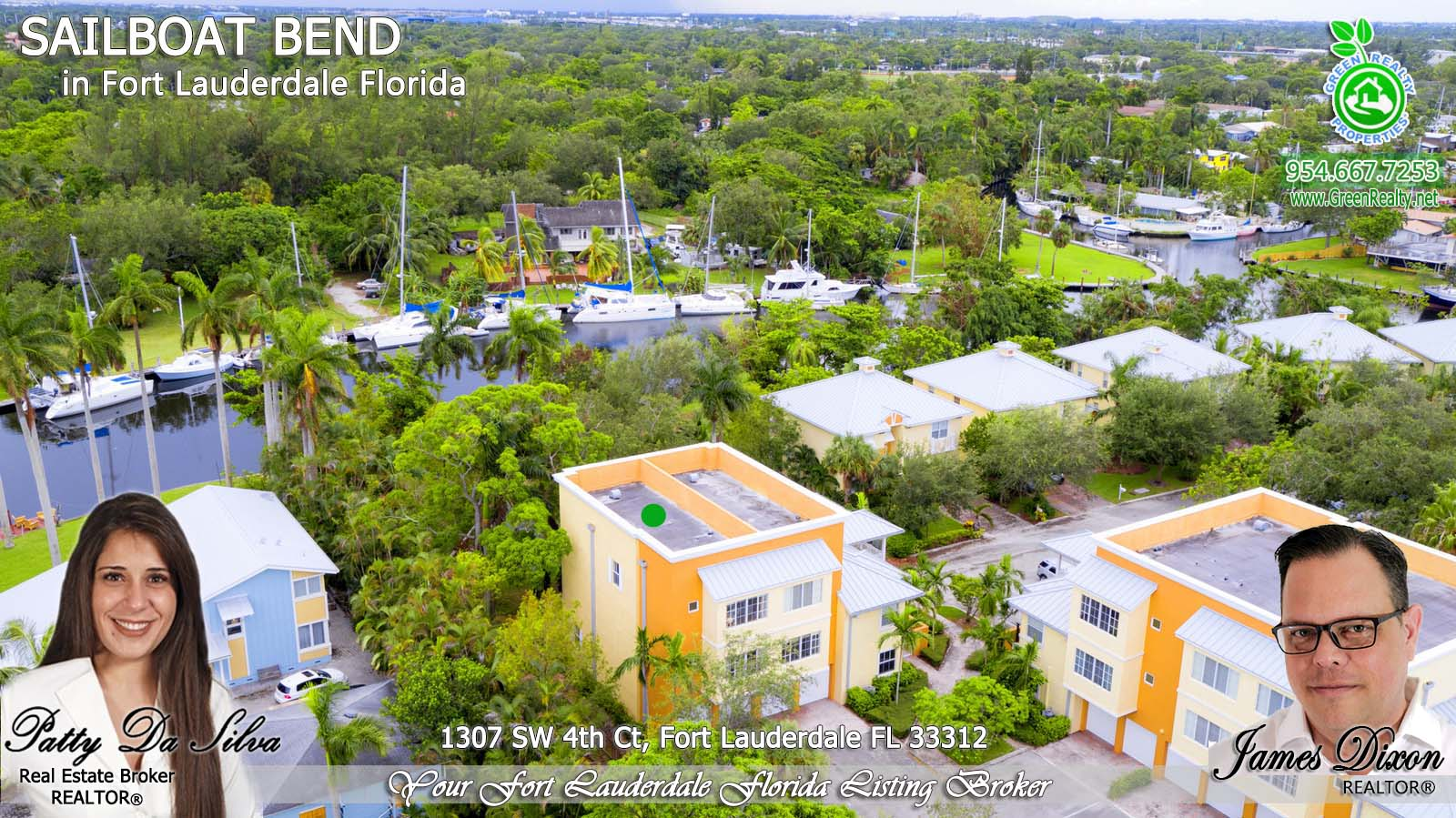 Homes For Sale in Sailboat Bend Fort Lauderdale Florida