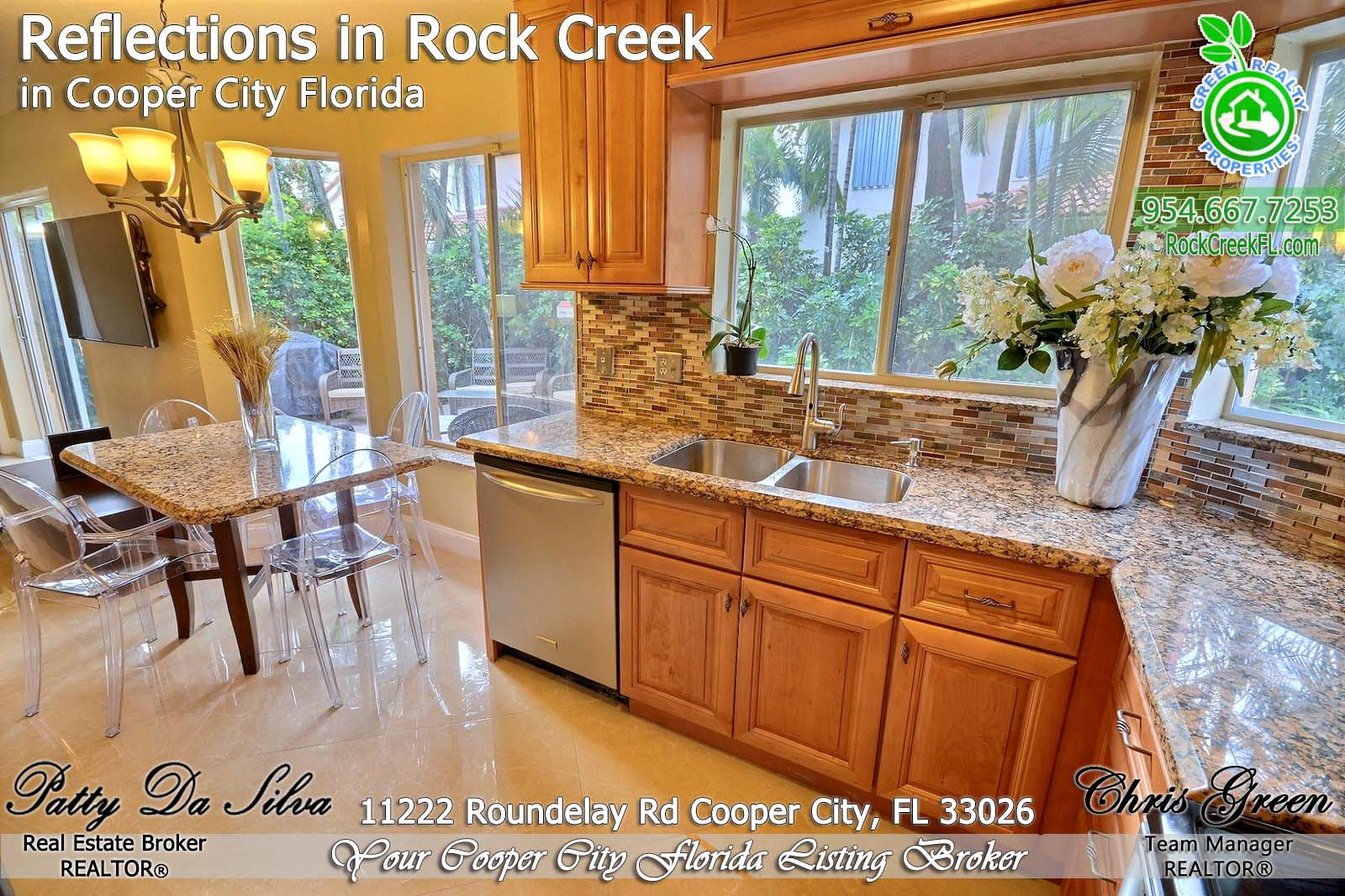 Pattty Da Silva SELLS Homes in Reflections Cooper City