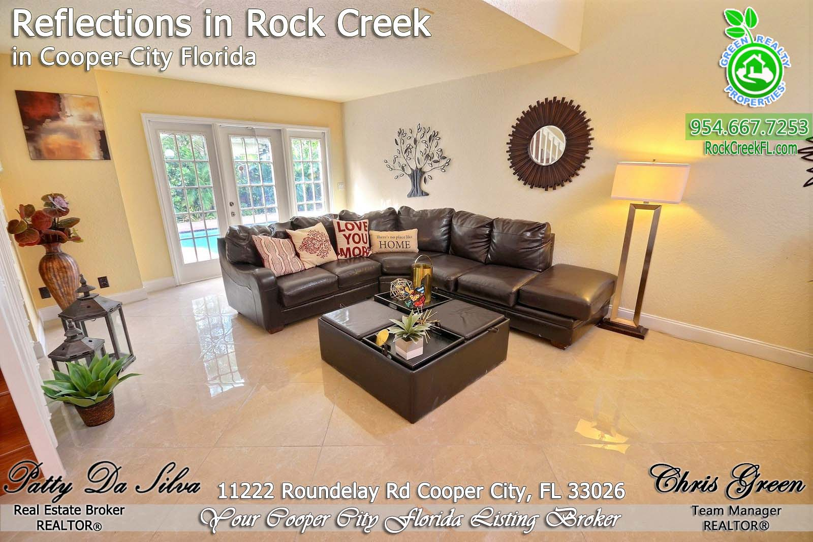 Patty Da Silva SELLS Reflections Homes in Cooper City