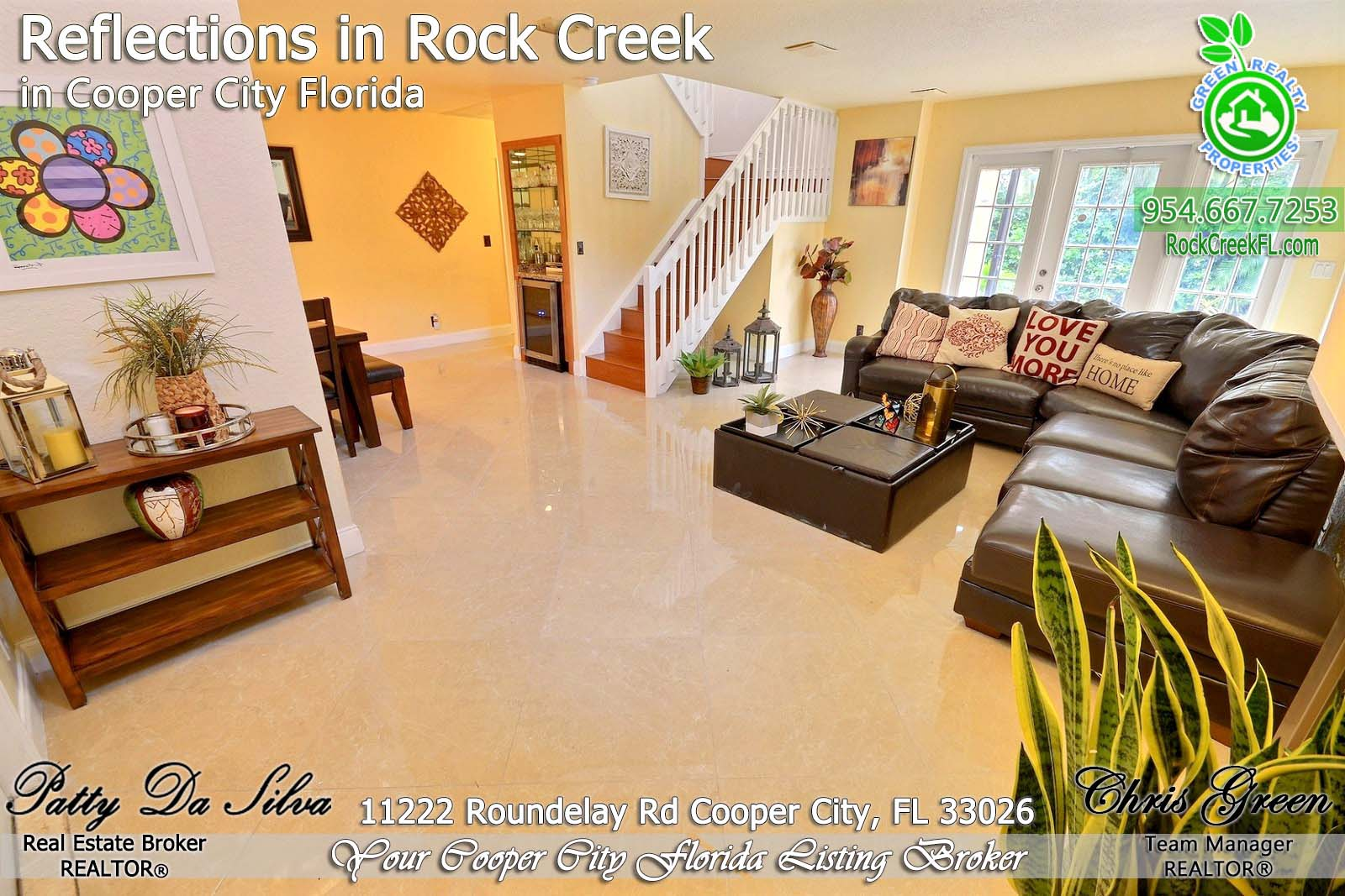 Patty Da Silva SELLS Rock Creek Homes