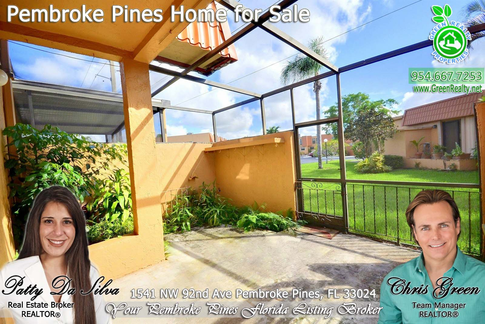 Pembroke Pines Real Estate Brokers