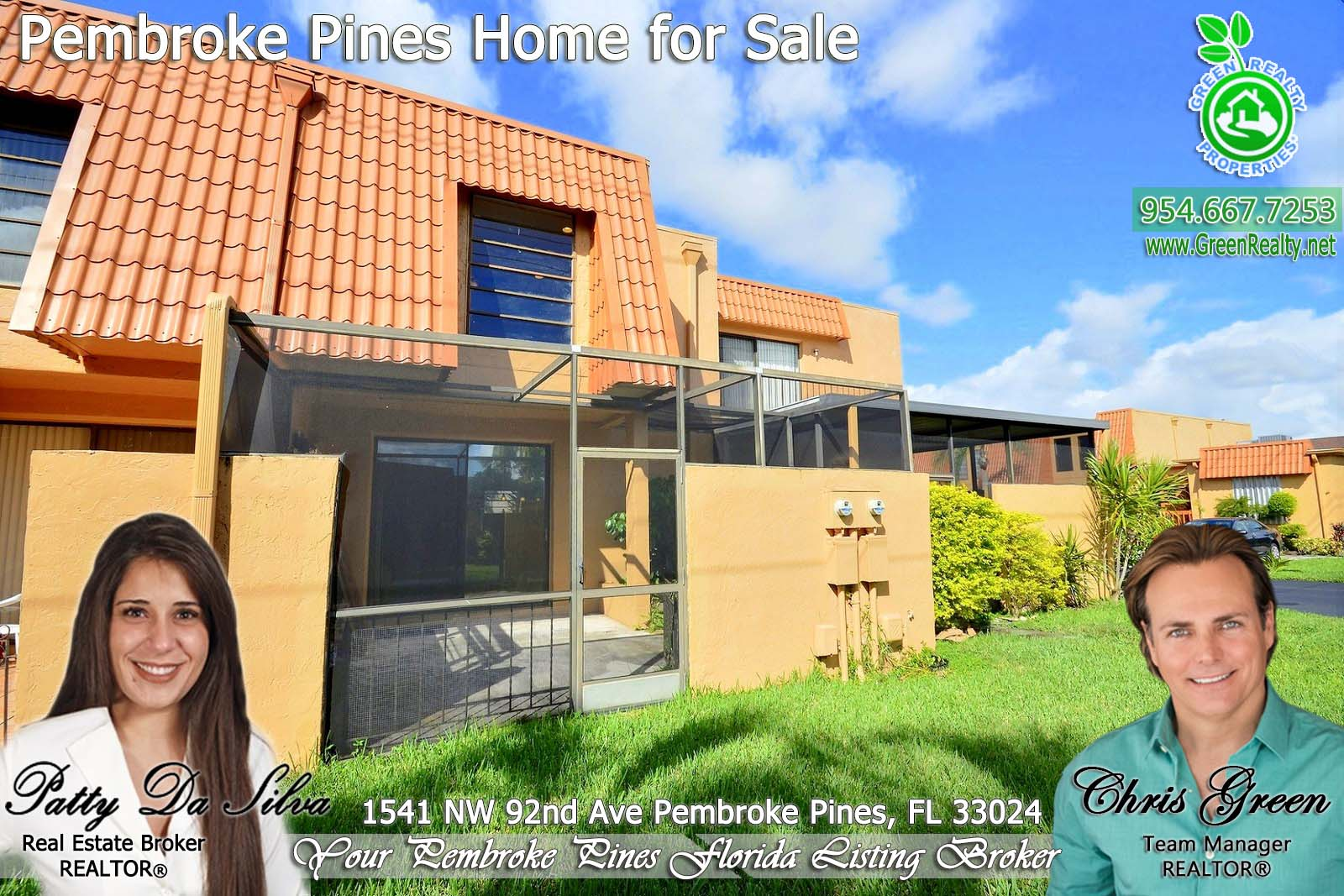 Pembroke Pines Real Estate Listings