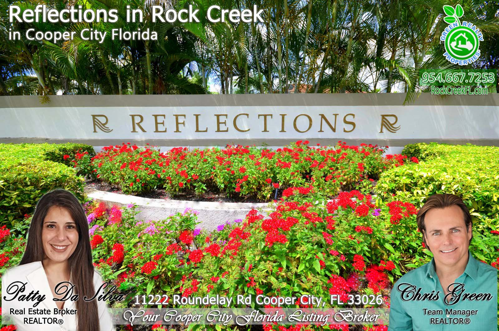 Reflections in Cooper City (2)