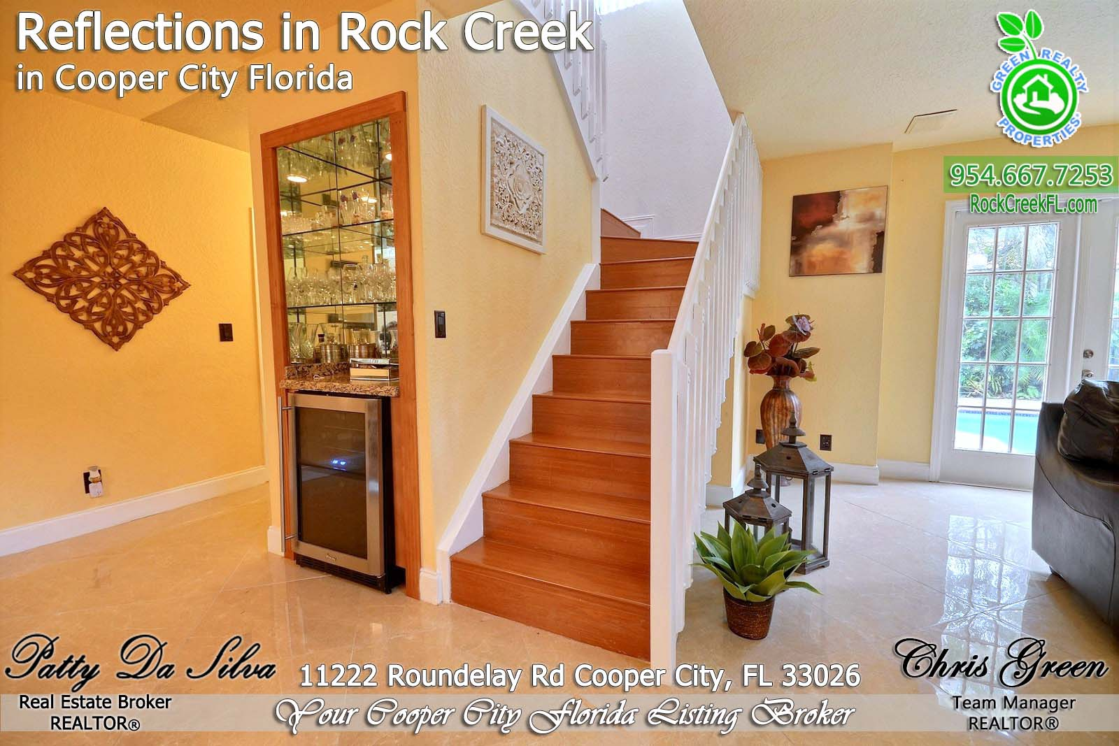 Reflections in Rock Creek homes