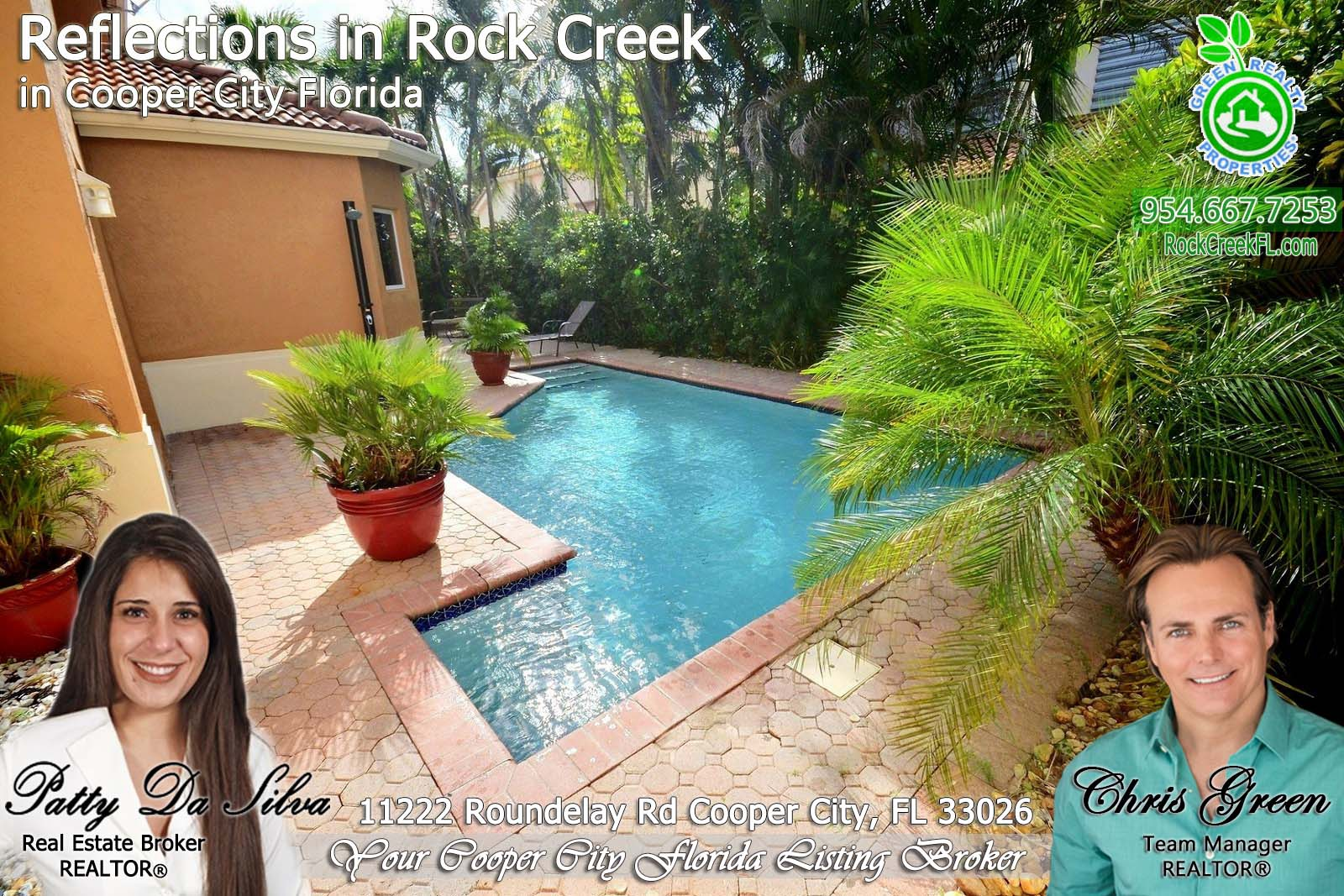 Rock Creek Cooper City Homes For Sale