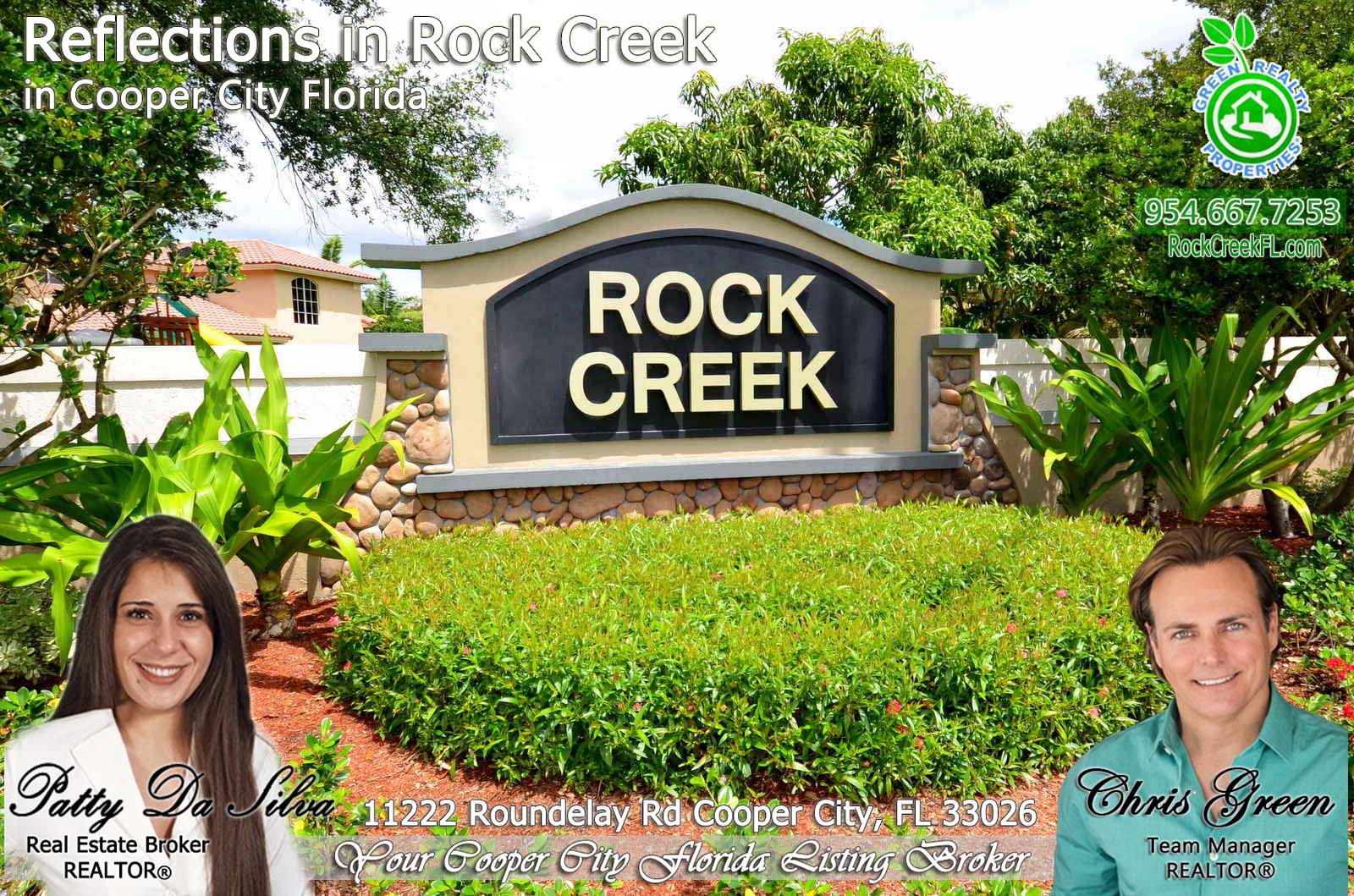 Rock Creek Cooper City Main Entrance