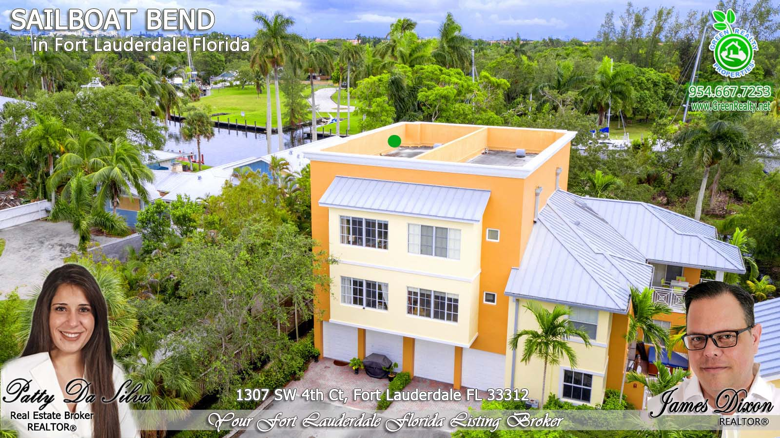 Sailboat Bend Fort Lauderdale Townhomes For Sale