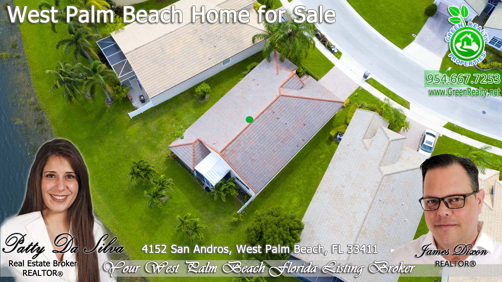West Palm Beach Homes For Sale - 4152 San Andros Aerial Photos (7)