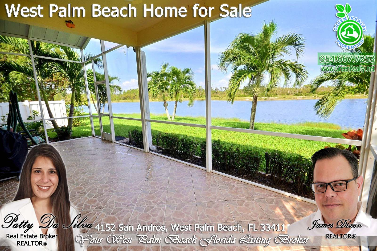 West Palm Beach Real Estate - 4152 San Andros (6)