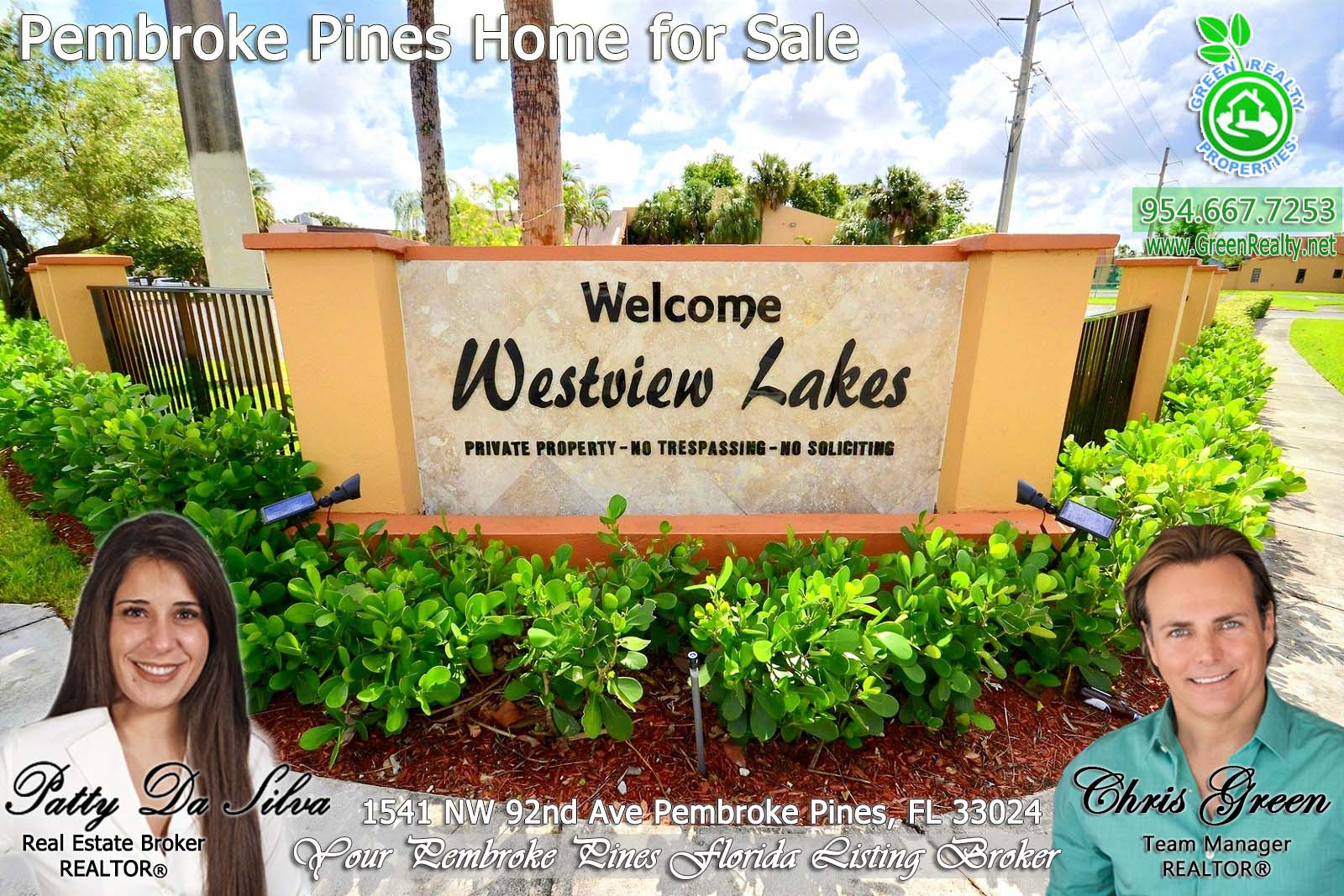 Westview Lakes in Pembroke Pines