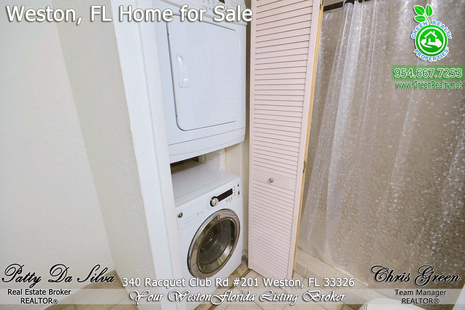 20 Weston Homes in FL For Sale