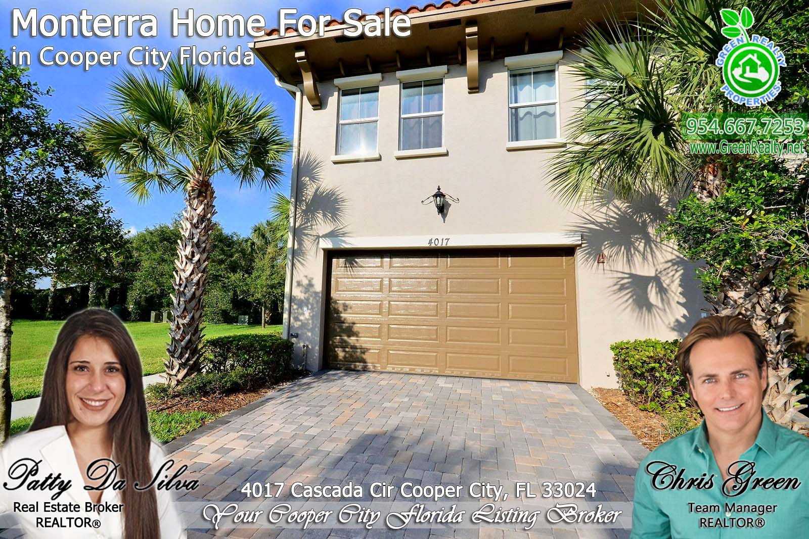 21 cooper city real estate