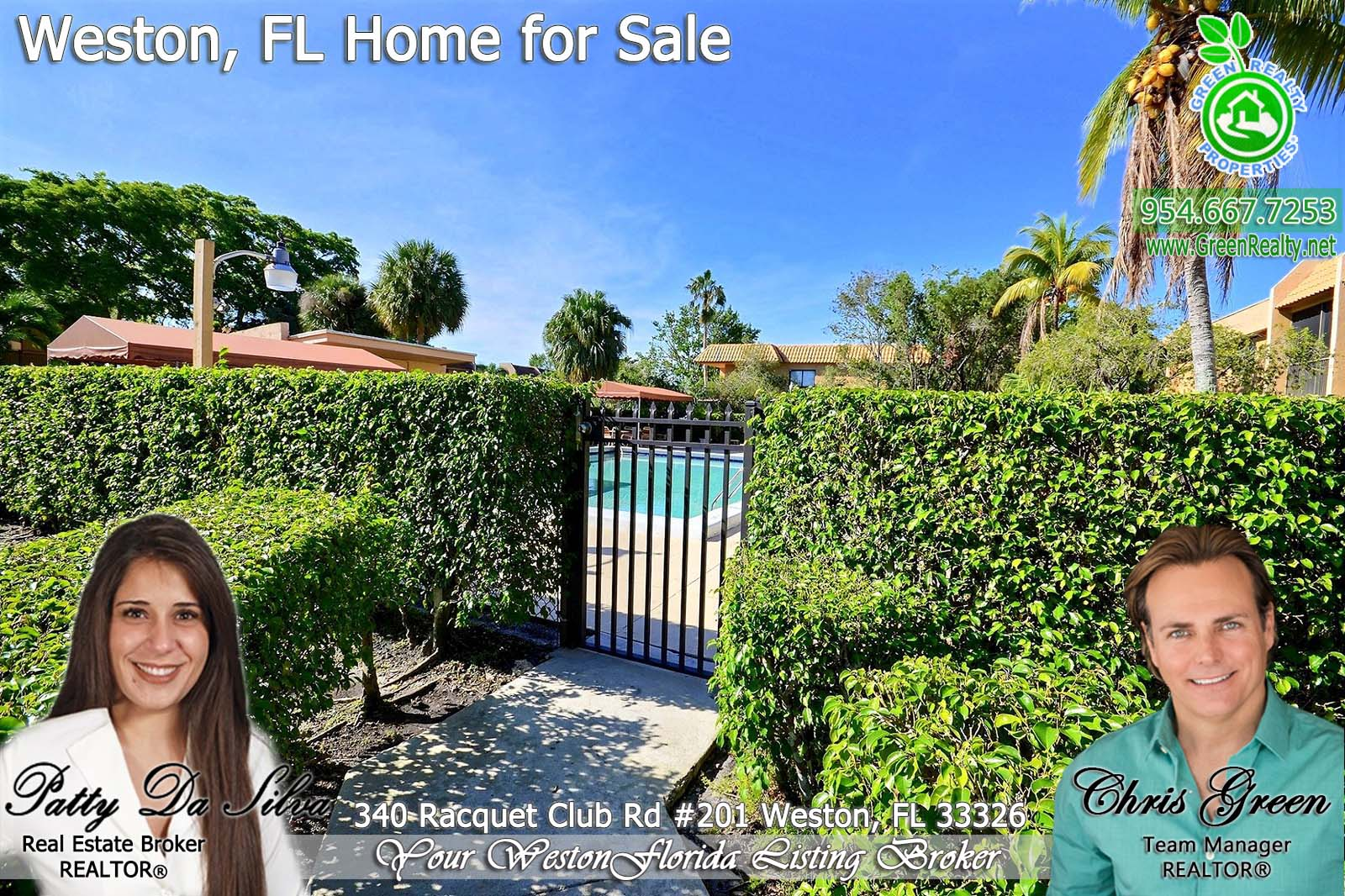 23 Homes For Sale in Weston Florida