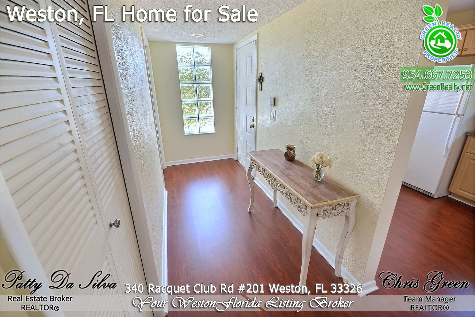 4 Patty Da Silva Sells Weston Homes