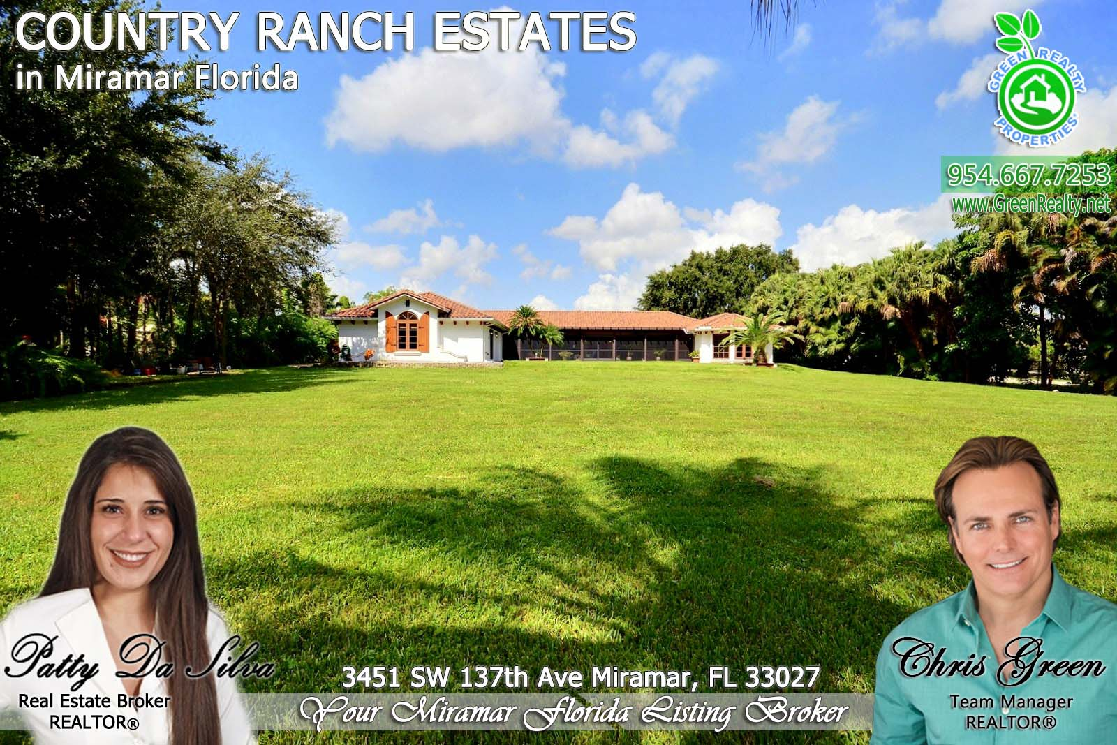 53 Green Realty Properties Sells Miramar Real Estate