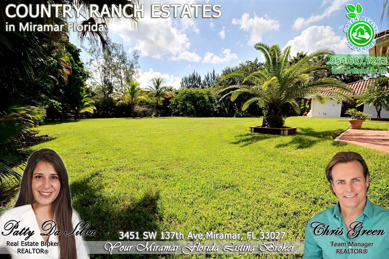 56 Country Ranch Estates Miramar FL