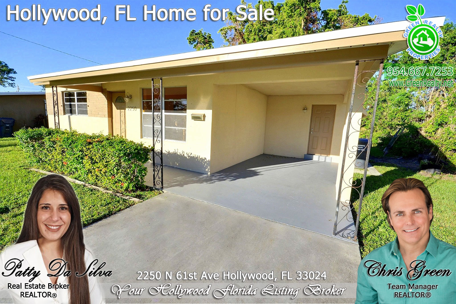 Hollywood-Florida-Homes-For-Sale