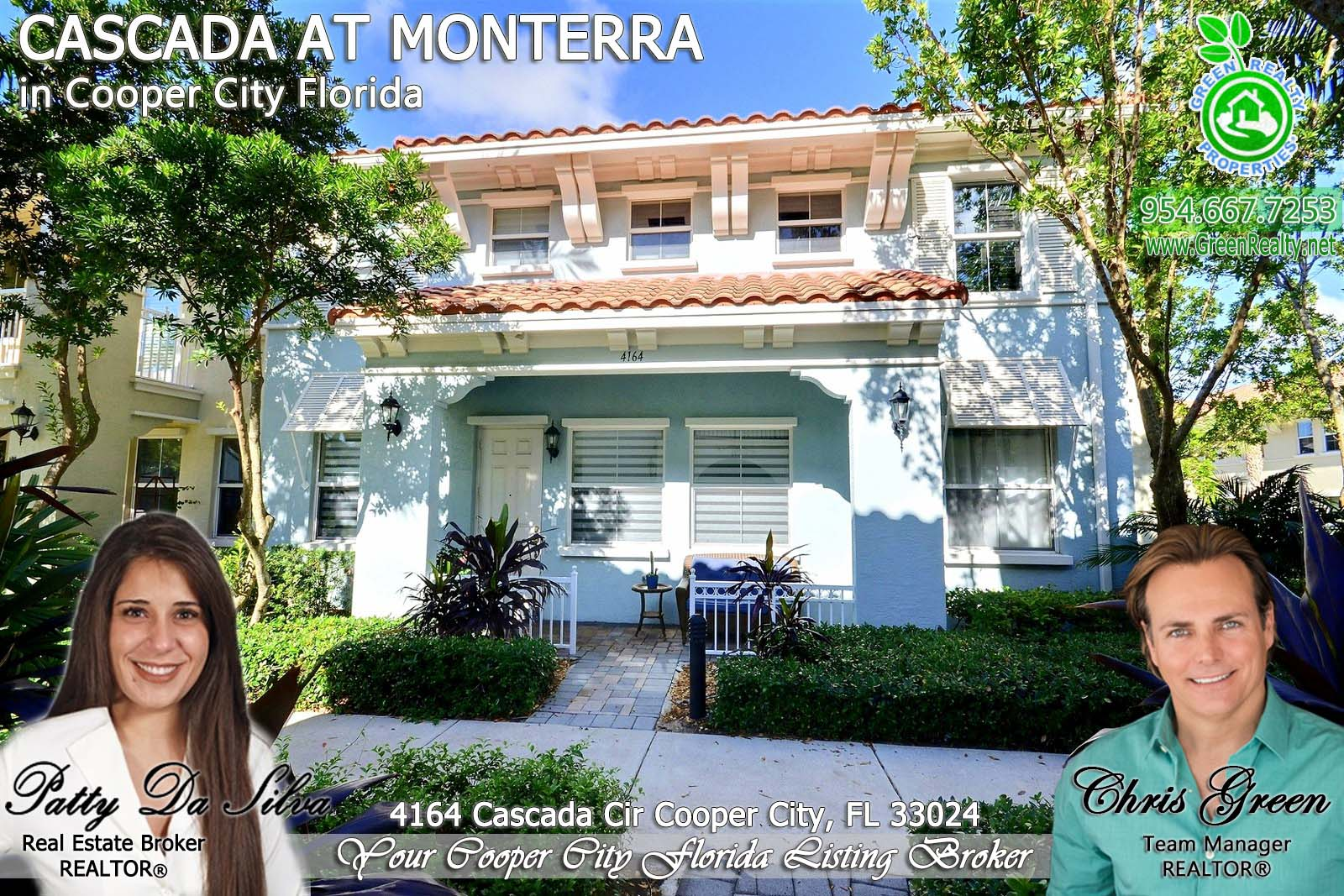 1 Cascada Monterra Townhomes for Sale