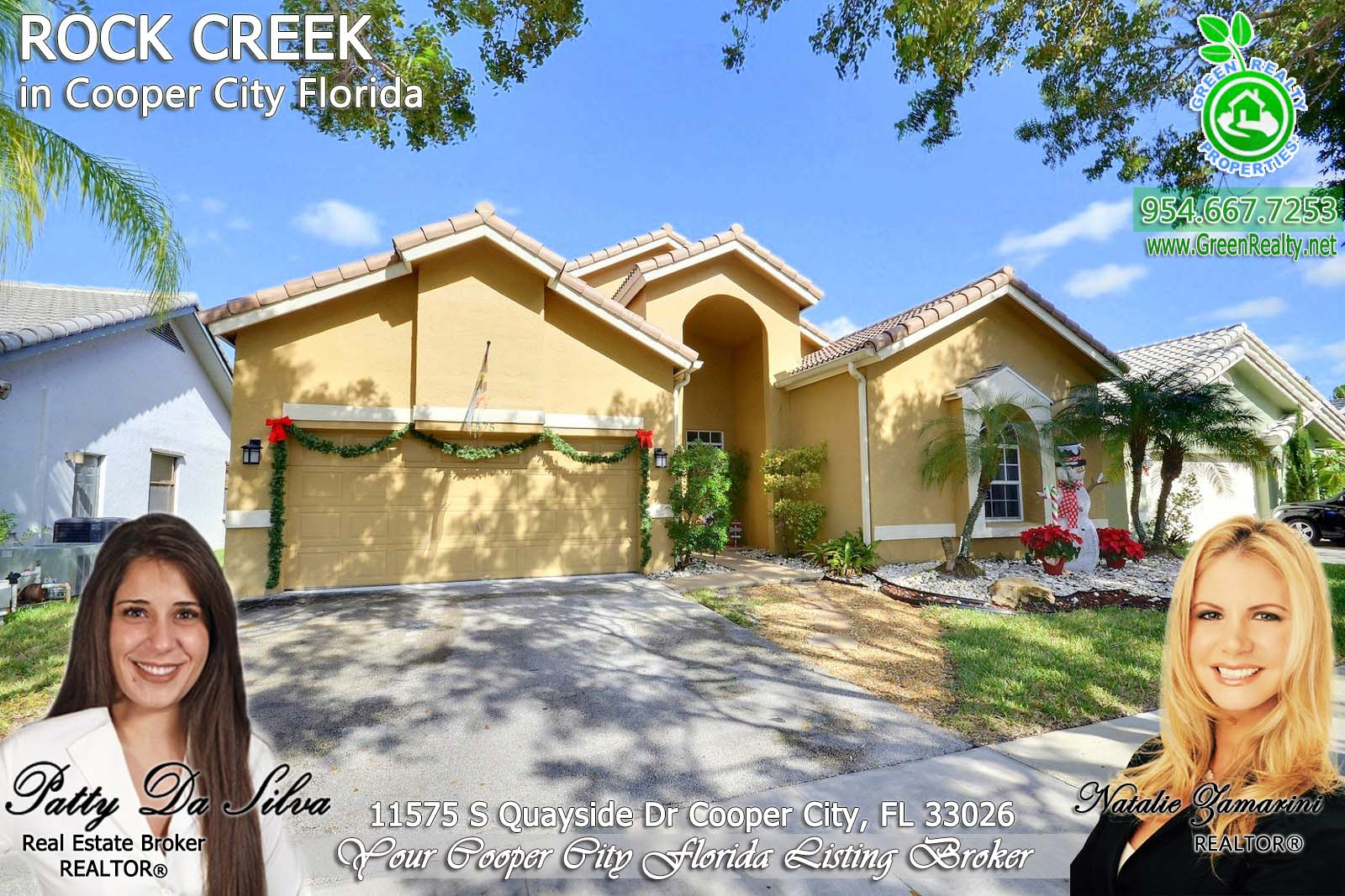 1 Rock Creek Cooper City Realtors