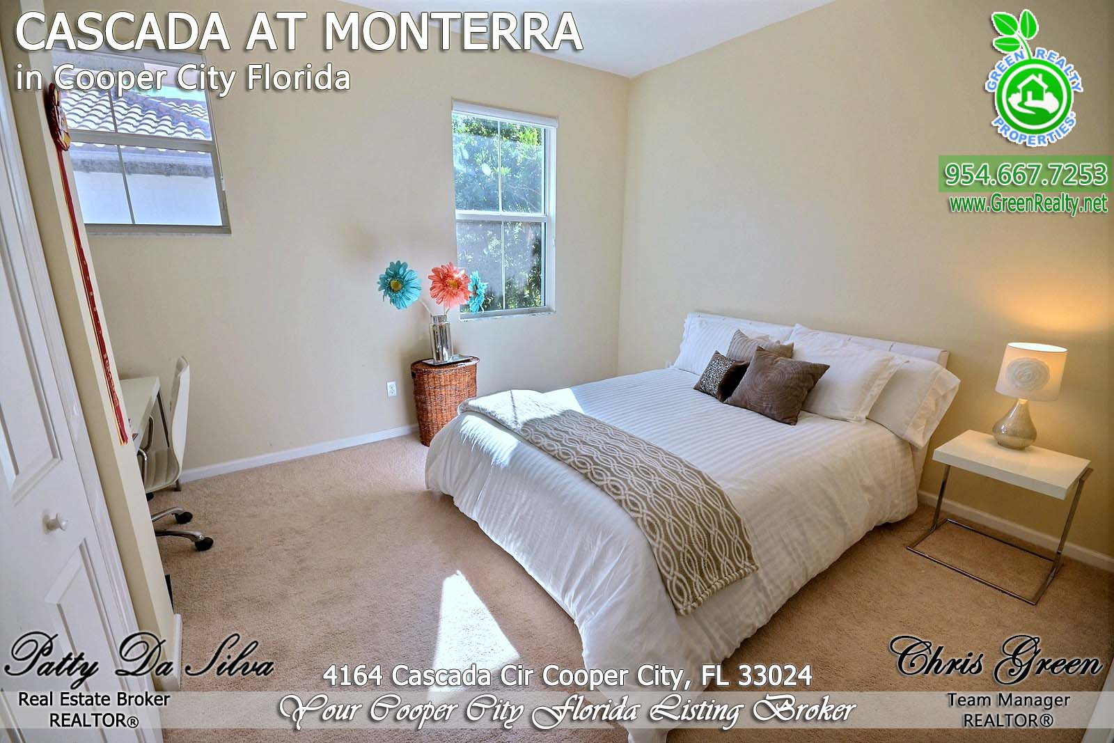15 Cascada Monterra Cooper City Townhomes