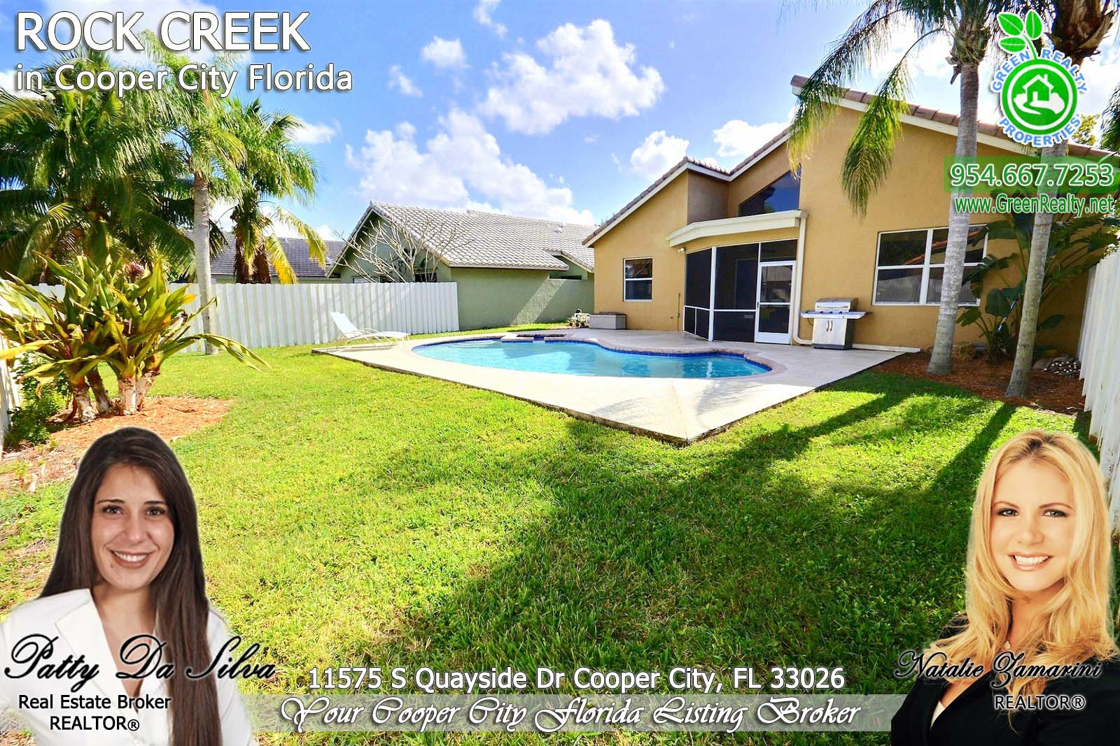 30 Homes For Sale in Quaypoint - Rock Creek Cooper City