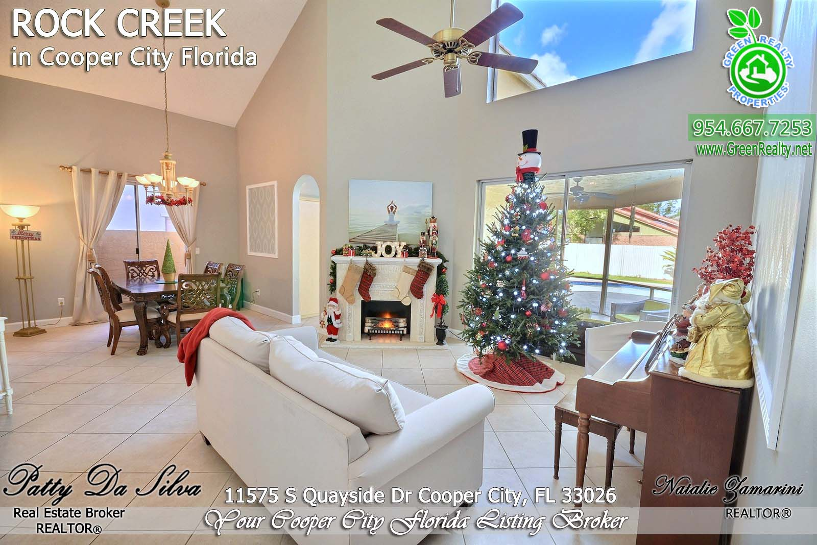 5 Homes For Sale in Rock Creek Cooper City