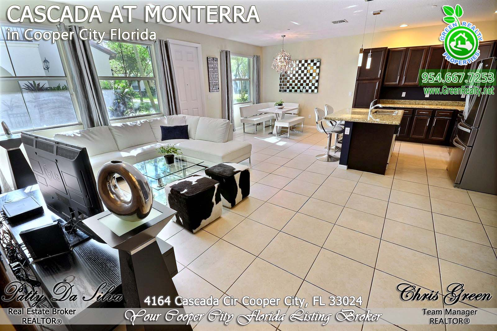 9 Cascada Townhomes in Monterra Cooper City (2)