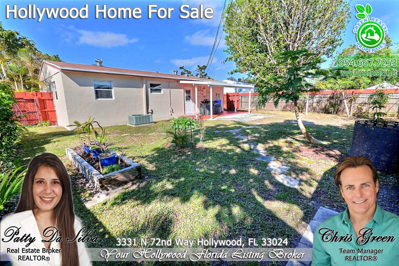 17 Homes For Sale in Hollywood Florida (7)