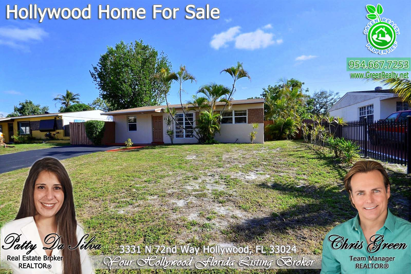 20 Homes For Sale in Hollywood Florida (3)