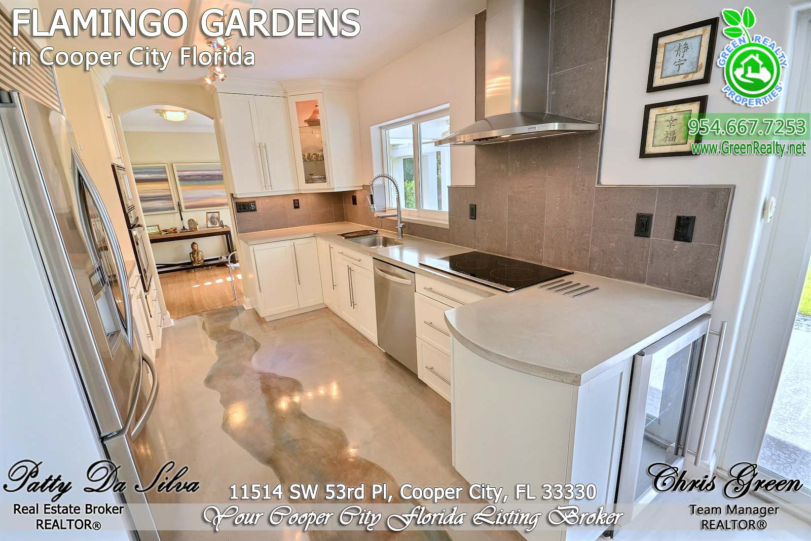 22 Flamingo Gardens Cooper City Homes